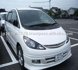 TOYOTA Estima Aeras 2001 RHD Used japanese cars