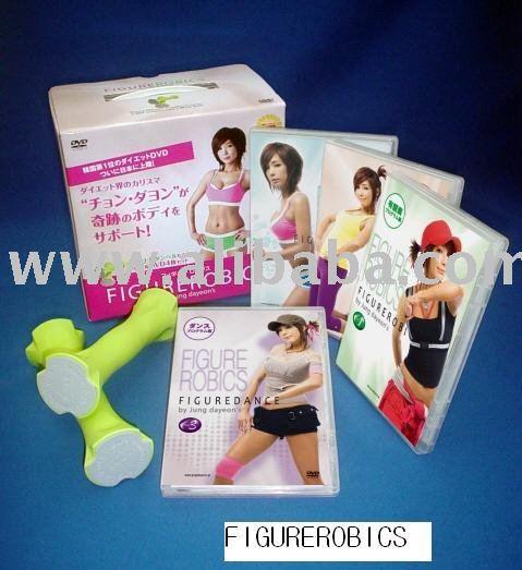 figurerobics DVD set