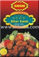 Bihari Kabab Recipe spice mix