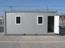 Side door dismountable container office