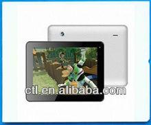 8 inch tablet pc RK3188 ARM Cotex-A9 Quad Core 1.6 GHz