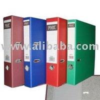 PVC lever arch files