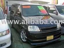1998 Used HONDA STEPWGN Deluxie /Wagon/RHD japanese automobile