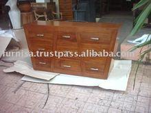 9 Drawer Chest wooden furniture