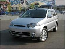 2002 Used car HONDA J/SUV/RHD/33300km/Gasoline/Silver