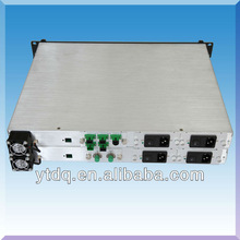 Dual plug-type power supply edfa amplifier (optical amplifier)