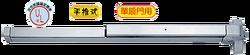 Panic Bar, Panic Exit Device