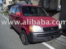 1997 Used car HONDA STEP WAGON