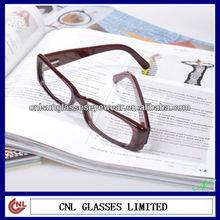 Plastic Champagne Glasses Plastic Acetate Reading Glasses (S0807S)