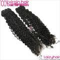 nueva llegada del pelo humano virgen india arcos de pelo para el pelo