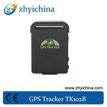Web platform + PC cheapest mini gps tracker +key chain tracker TK102 for pet/car/person