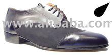 Mythique Men's Tango Ballroom Dance Shoes - Menelao