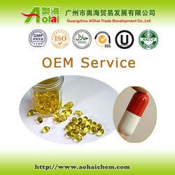 garlic oil soft capsule