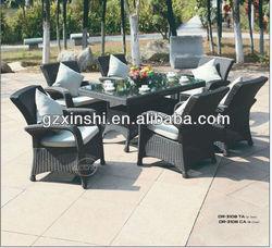 2013 New Style Outdoor Rattan Garden Furniture