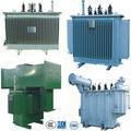 Baja pérdida de bajo nivel de ruido 6.6kv 10kv 35kv completo- sellado utilizado transformadores de distribución
