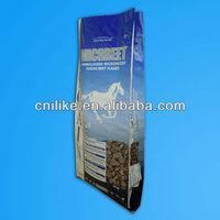 animal feed bag/horse feed bag/pp woven bag/color printing pp woven bag/pp feed bag/pp animal feed bag