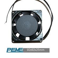 220 volt quiet ac instrument cooling fan 92x92x25mm