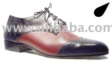 Mythique Men's Tango Ballroom Dance Shoes - Hefesto