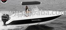 7.4m Sport fish Cruiser open Advanced composite