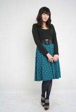 Woman's Dress Fall/Winter Season / Unique Design of Korea