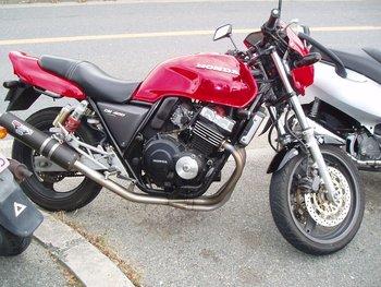 USED JAPAN motorcycles HONDA SF