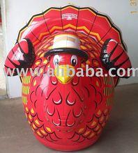 inflatable turkey,inflatable promotion turkey,inflatable party turkey,inflatable decoration turkey