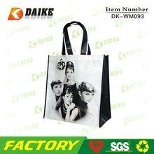 Hot Sale Recycling Laminated Diaper Bags DK-WM093