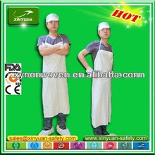disposable Corrosion and aging resistance PVC Apron