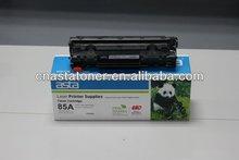 China premium toner cartridge CE285A for hp printer