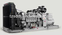Chinese manufacturer 50hz 3 phase 650kva to 3000kva diesel generators with engine mtu