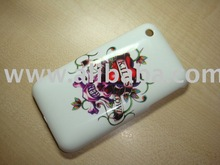 NEW HARD SKIN CASE COVER BACK FOR 3G MOBILE PHONE
