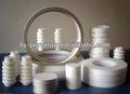 El más fiable proveedor de cerámica Al2O3 99 - 99.7% de la alta pureza alúmina tubo y tubo de aceptar diseños personalizados y dimensiones