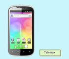 "4.5"" Quad Core, Dual SIM Card, Smart Cell Phone"