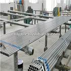 12 gauge yield strength galvanized tube steel
