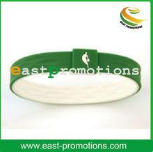 NBA basketball series adjustable silicone wristband