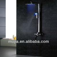 LRS01 The latest design Color changing led shower column