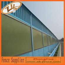 translucent acrylic sheet sound barrier