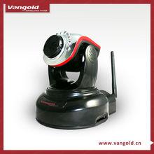 Indoor vandal 720P Full HD CMOS Megapixel Security IP WIFI Camera with Pan and Tilt (VG-H536MW)