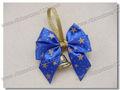 natal borboleta arco fita de cetim