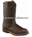 Long boots for men
