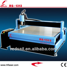 Redsail 3d advertising cnc carving machine RS-1313 for sal made in china