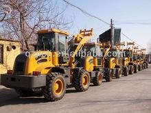 1600kg wheel loader qingzhou construction equipment