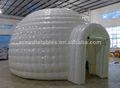 Barraca iglu inflável