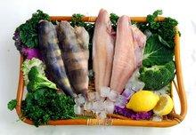 Flesh of Atka Fish