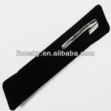 Pen Executive Black pouch Bat Pen black with gift pouch