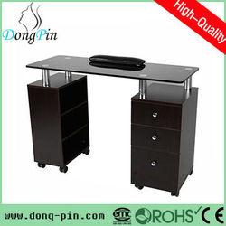 cheap nail desk table foshan