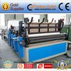 Full automatic high speed toilet paper manufacturing machine