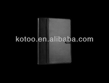 Padfolio for ipad 2 case with credit card slot and notepad