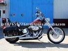 2009 segunda mão motocicletas harley davidson fxstc softale personalizado baixo baixo/ 1580cc/ 1500km/ carburador/