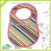 2013 Wholesale Neoprene Silicone Baby Bibs